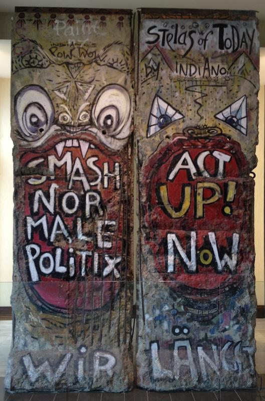 Berlin Wall in Dallas