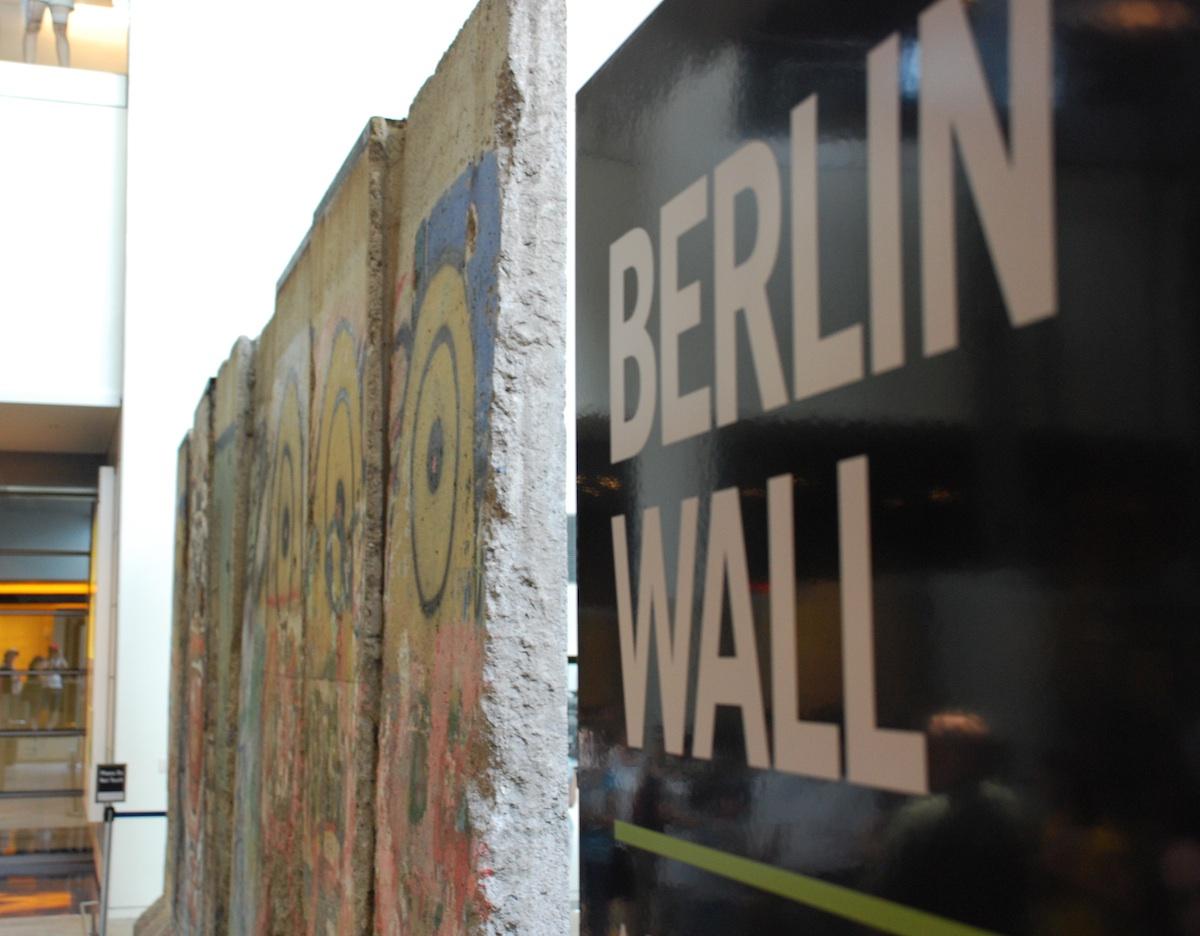 Berlin Wall in Washington D.C.