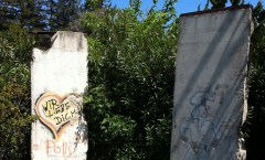 Berlin Wall in Mountain View
