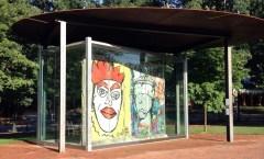 Berlin Wall in Charlottesville