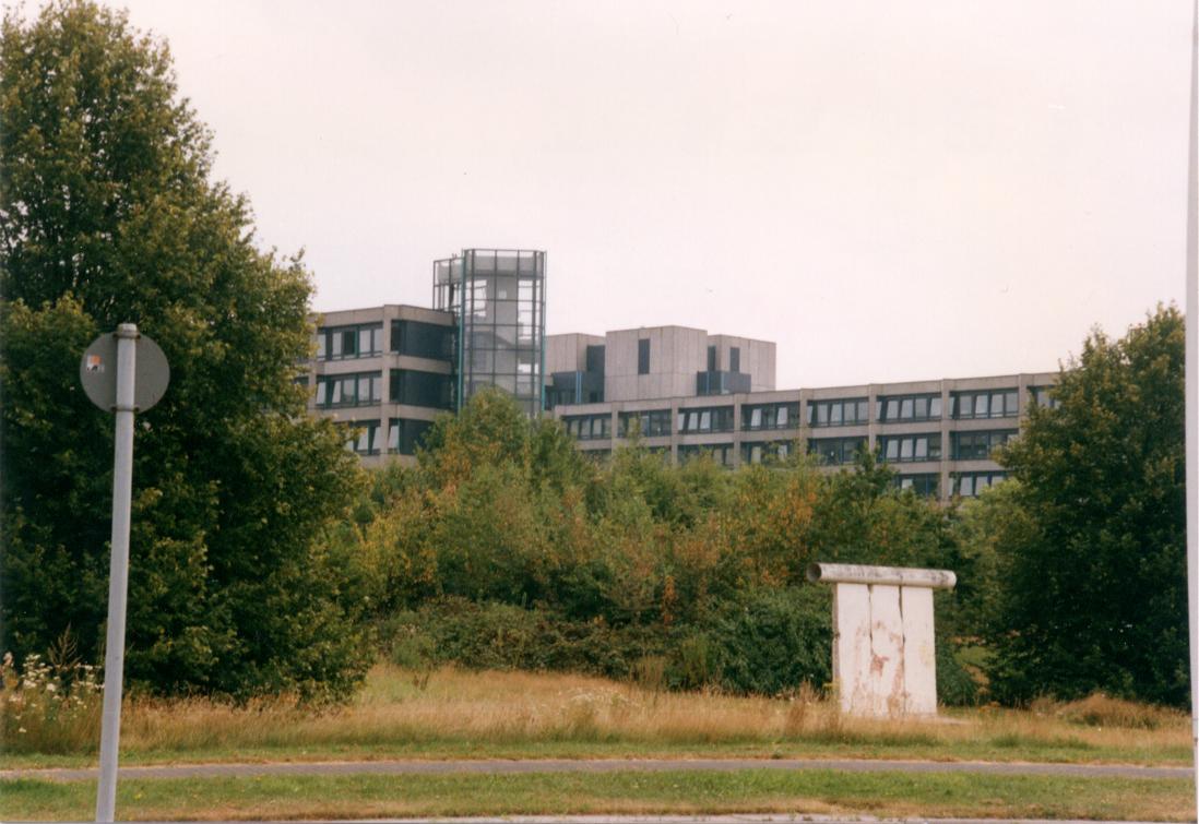 Berlin Wall in Bonn
