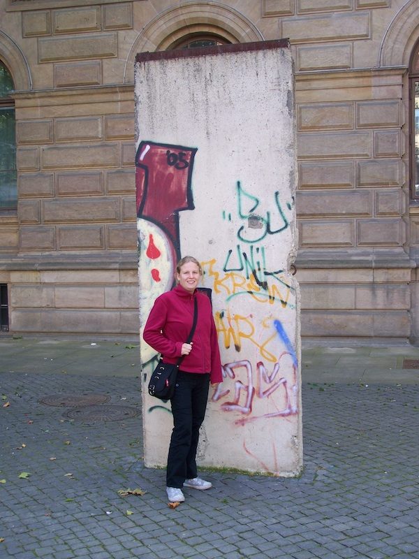 Berlin Wall in Braunschweig