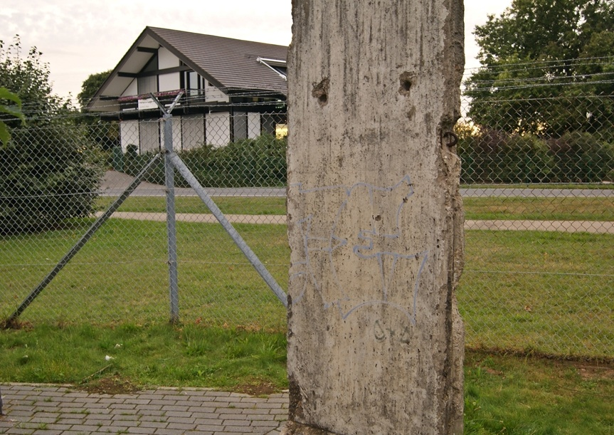 Berlin Wall in Ramstein