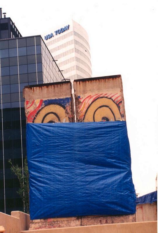 Berlin Wall in Arlington