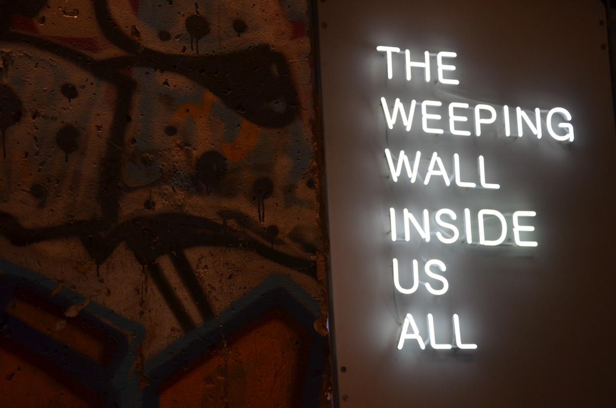 Berlin Wall in Marseille