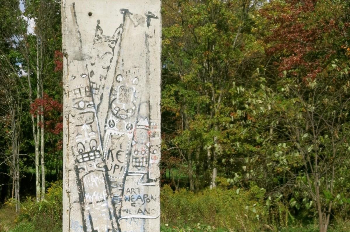 Berlin Wall in Nemacolin
