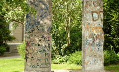 Berlin Wall in Oberkirch
