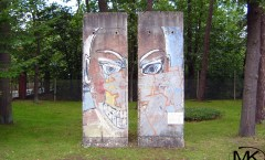 Berlin Wall in Fassberg