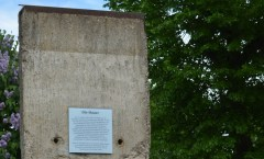 Berlin Wall in Alsfeld