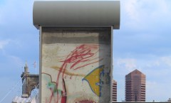 Berlin Wall in Cincinatti