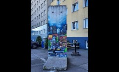 Berlin Wall in Berlin
