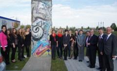 Berlin Wall in Landshut
