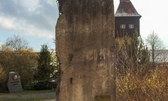 Berlin Wall in Amberg