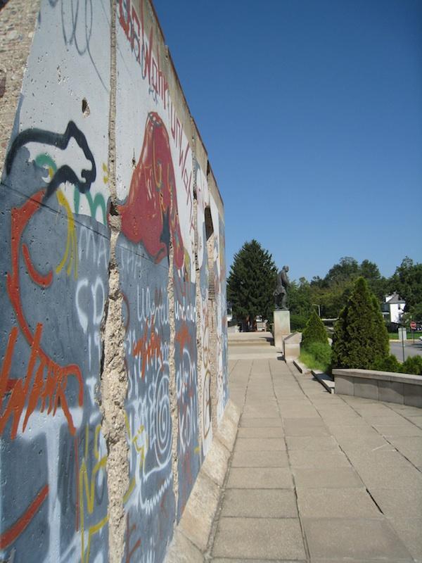 Berlin Wall in Fulton