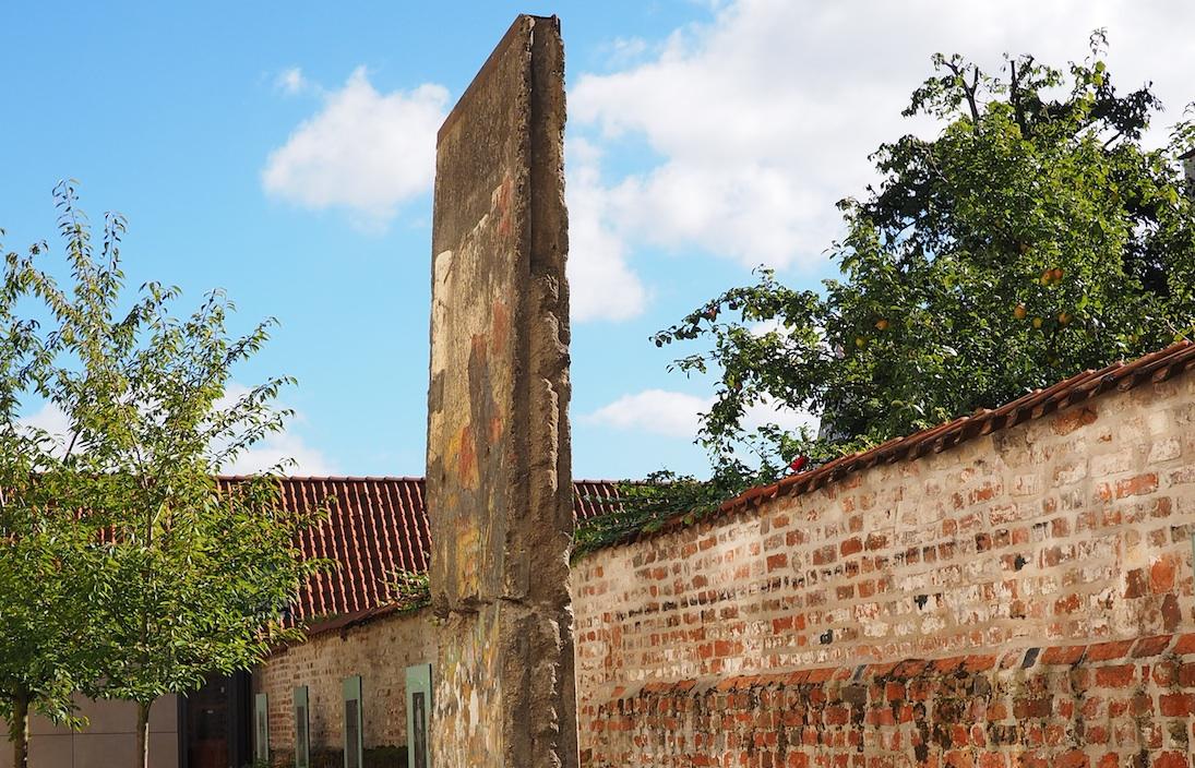 Berlin Wall in Lübeck