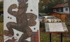 Berlin Wall in Recklinghausen