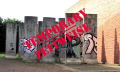 Berlin Wall in Heemskerk