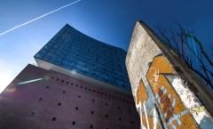 Berlin Wall in Hamburg