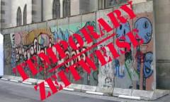 Berlin Wall in Basel, Switzerland
