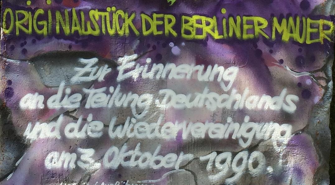 Berlin Wall in Oberursel