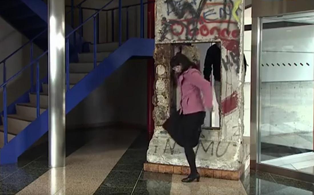 Berlin Wall in Nagasaki