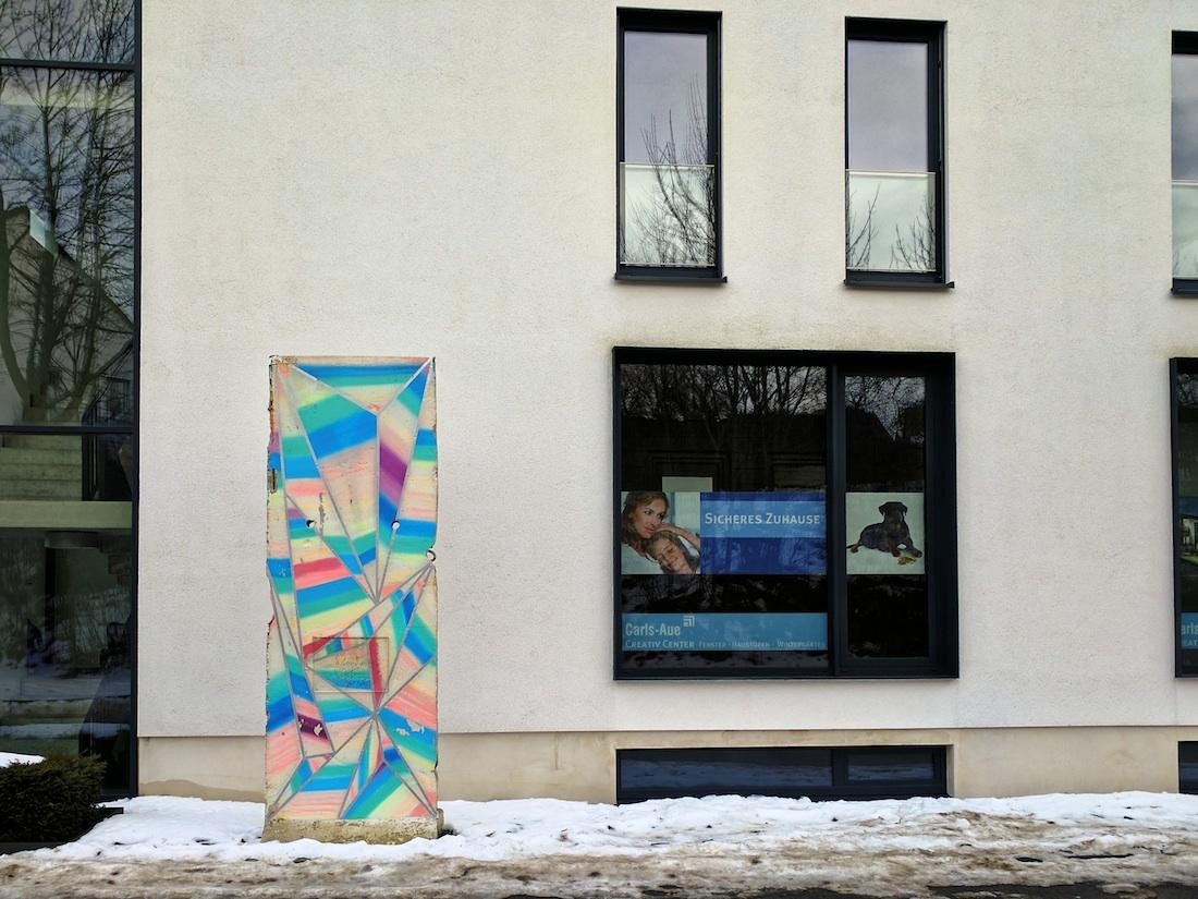 Berlin Wall in Brilon