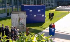 Berlin Wall @ NATO HQ
