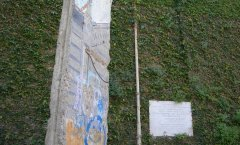 Berlin Wall in Vatican