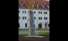 Berlin Wall in Zwickau