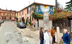 Berlin Wall in San Vito, I
