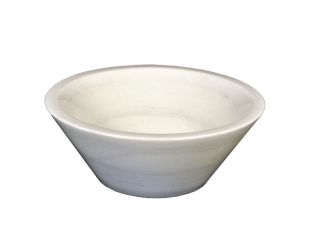 White Macael marble washbasin model AM32