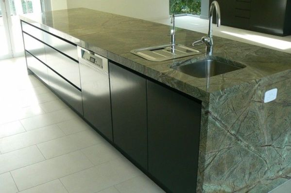 kitchen countertop marble indian green