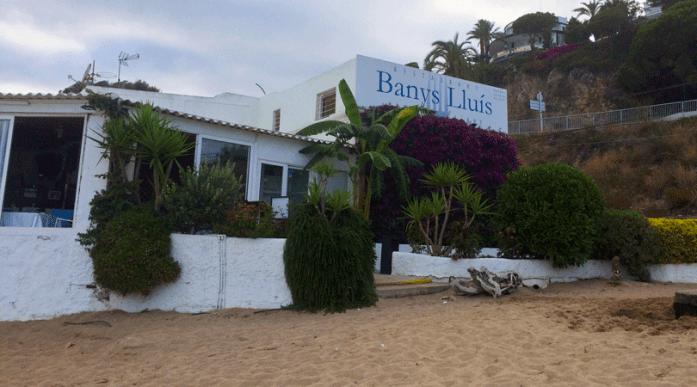 Paella Restaurant Banys Lluis, St. Pol de Mar