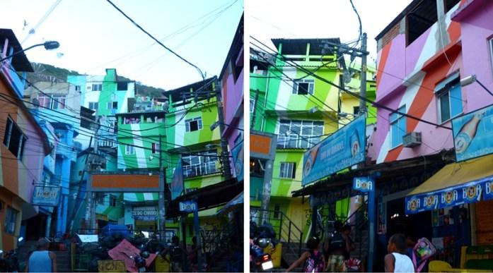 Favela Santa Marta, Rio de Janeiro