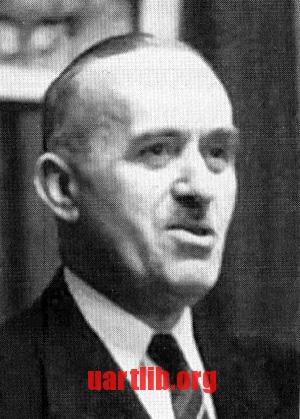 Volodymyr Sichynsky