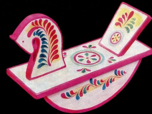 Ukrainian folk toy