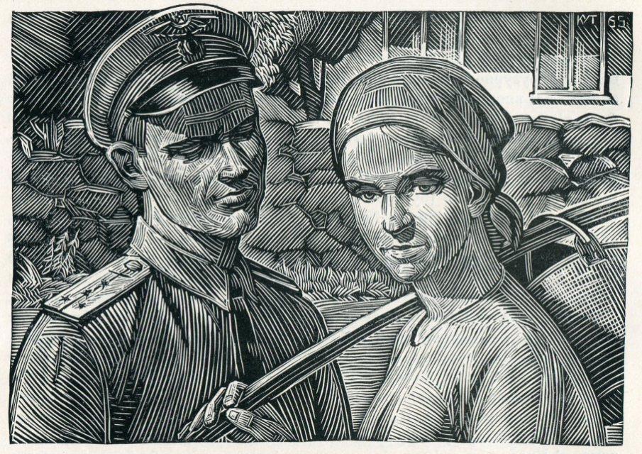 Socialist Realism of Volodymyr Kutkin
