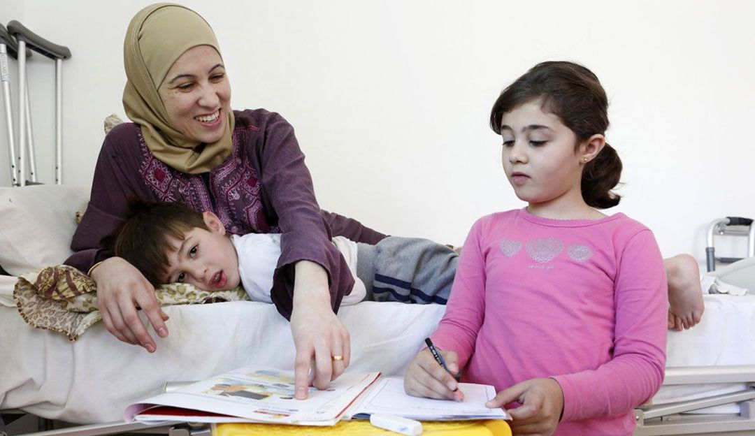 Removing Barriers – the Path Towards Inclusive Access: Disability Assessment Among Syrian Refugees in Lebanon