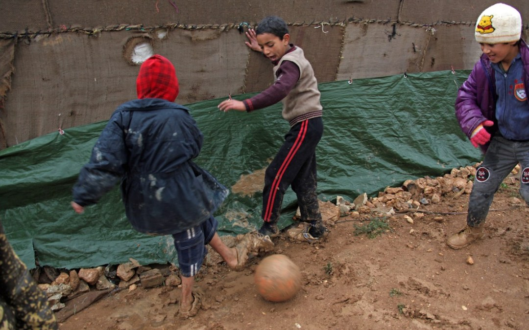 UNICEF and partners reached over one million children in Lebanon last year