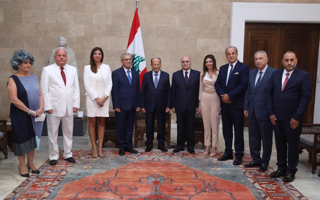 AOUN TO MEMBERS OF NATIONAL HUMAN RIGHTS COMMISSION: PRACTICE YOUR DUTIES IMPARTIALLY