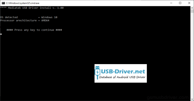 Download TCL 7041D USB Driver - mediatek driver auto installer setup