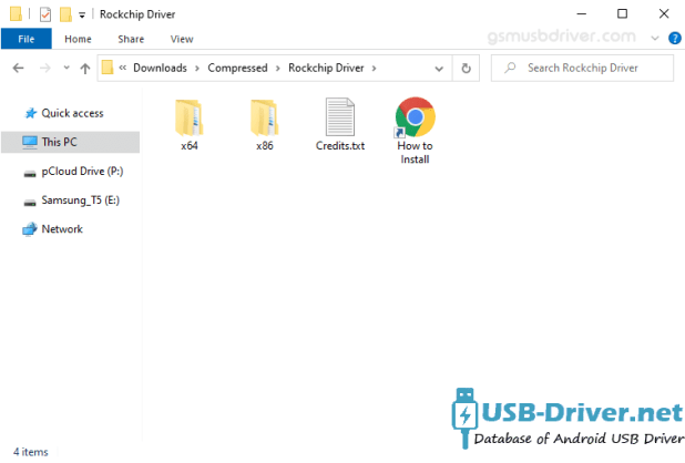 Download Pixus Play five 10.1 USB Driver - rockchip driver files