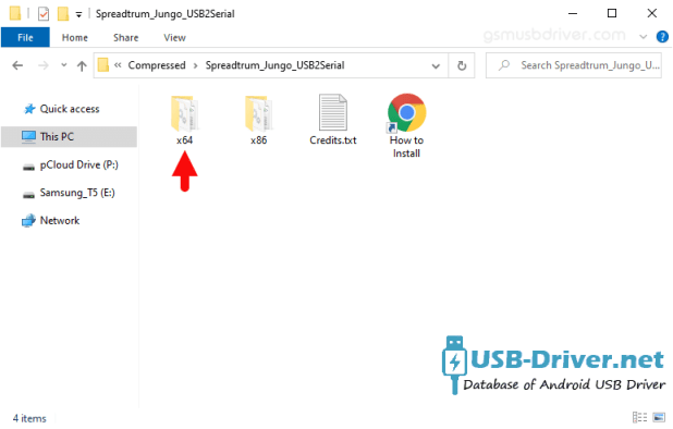 Download Mycell S1 USB Driver - spreadtrum jungo folder