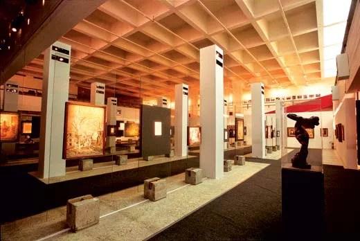 Art Museum Of Sao Paulo Data Photos Amp Plans