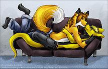 Areku Detritus WikiFur The Furry Encyclopedia