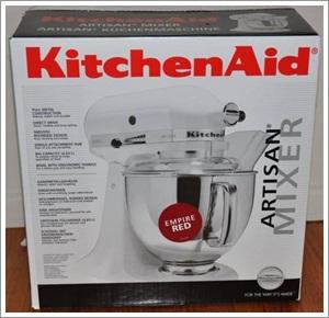 KitchenAid Artisan 5 Quart Stand Mixer Review Reviews