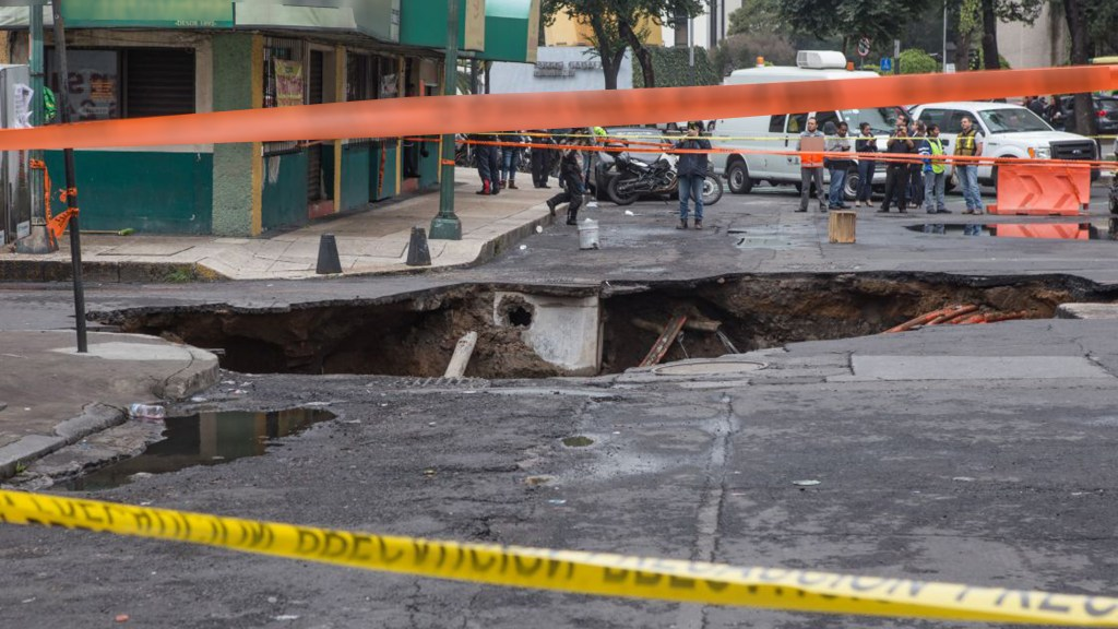 México extracción de agua