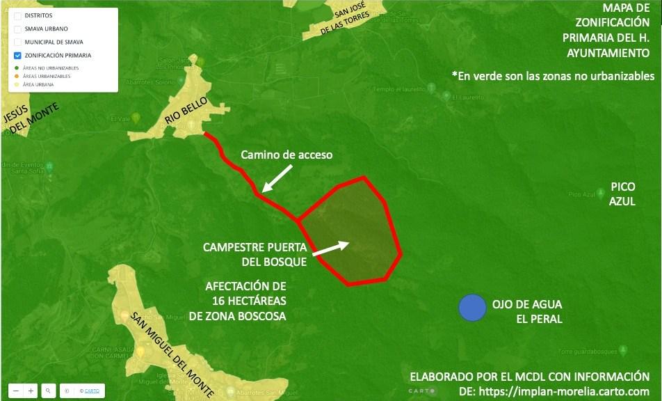 Campestre Puerta del Bosque
