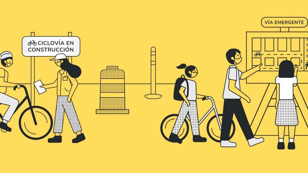 Guía para proyectos de movilidad activa