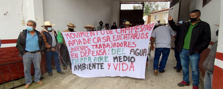 agroindustria en Huiramba y Lagunillas